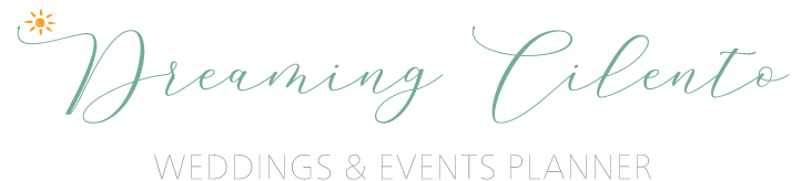 Dreaming Cilento Weddings & Events Planner Logo